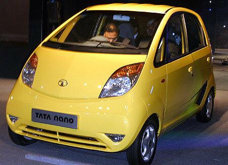 Индия вошла в пятерку ведущих автопроизводителей мира