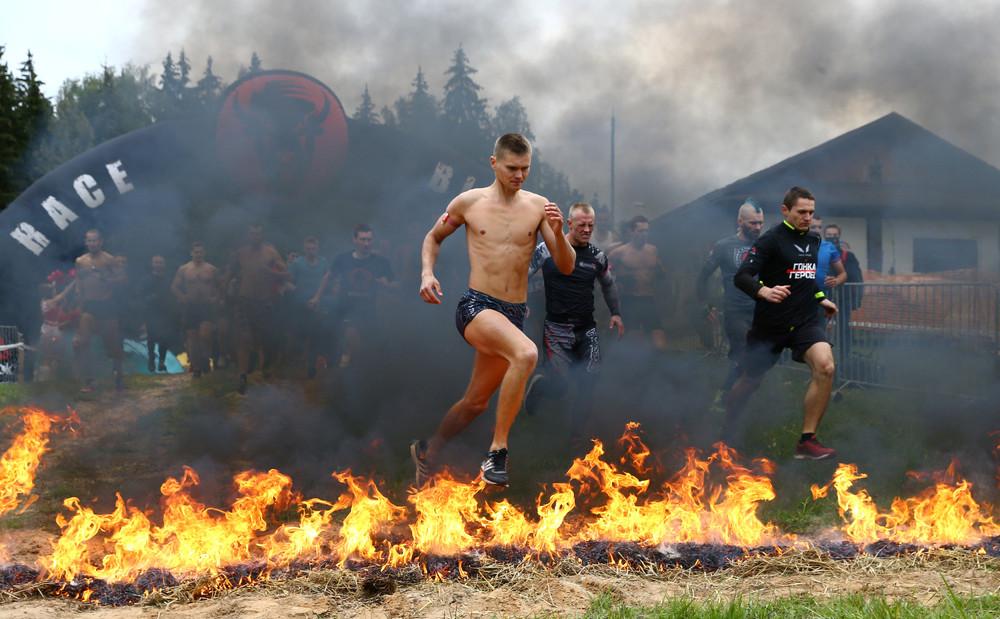 """""""Bison Race"""" в Беларуси"""