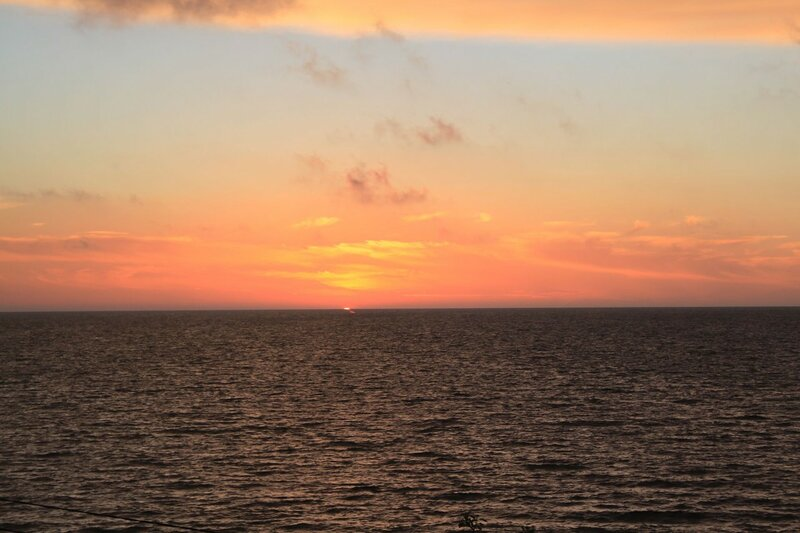 22-08-2016. Закат на Балтике