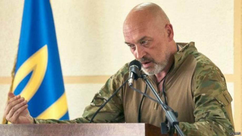 Во время задержания контрабанды в Донецкой области произошла перестрелка, - Тука