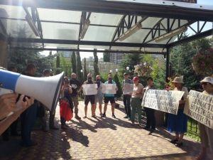 """""""ПС"""" помогает киевлянам отстоять их жилье"""