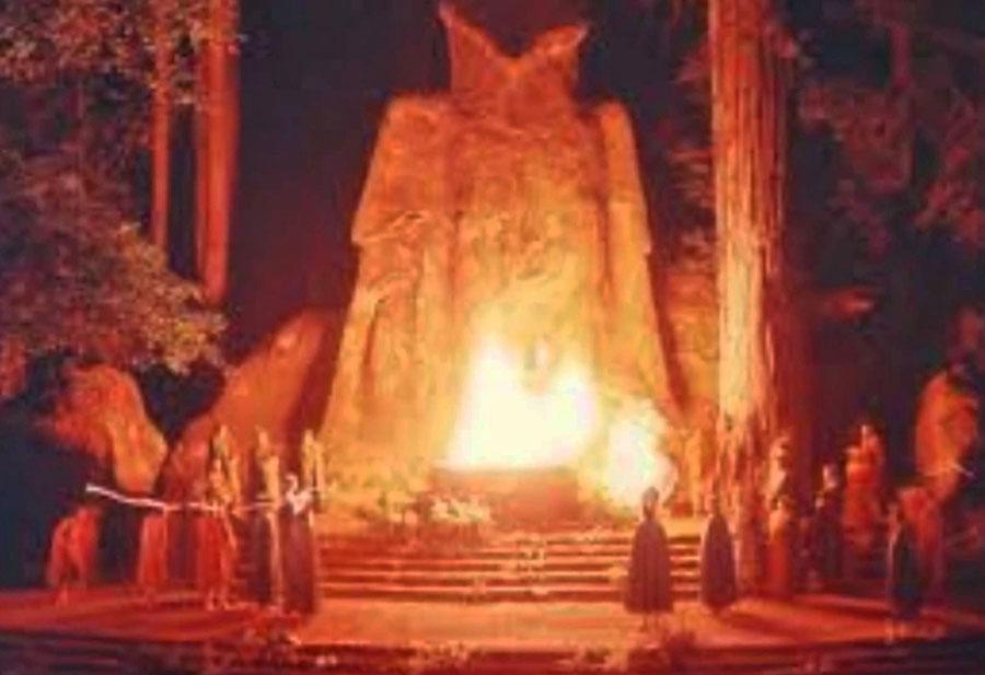 Теория заговоров: Богемская Роща (Bohemian Grove)