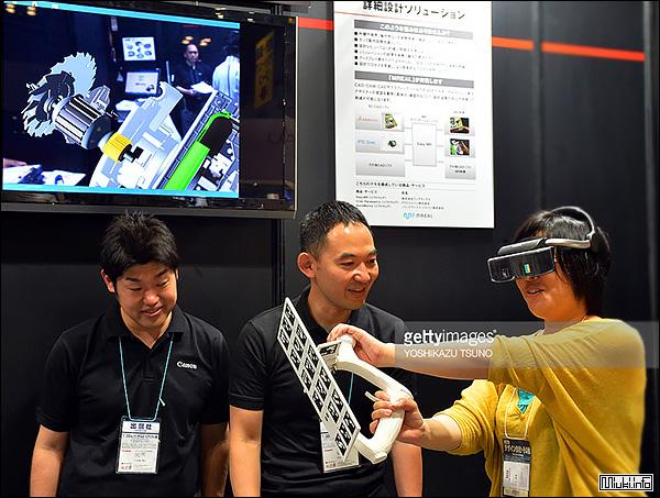 Разработка от японской лаборатории Ikei. Виртуальные переселения в других людей
