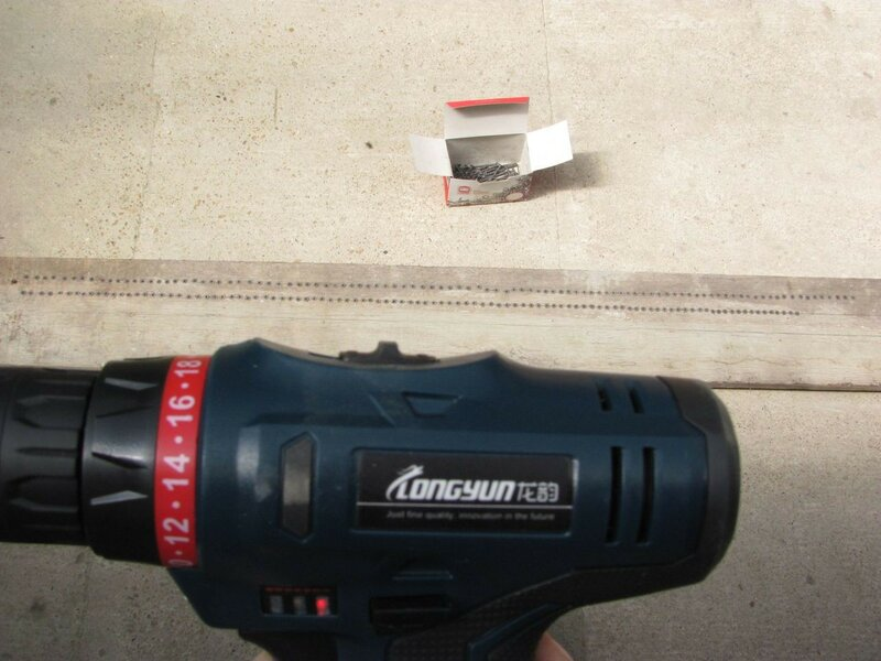 GearBest: Хороший шуруповерт 16.8V Li-ion в отличной комплектации