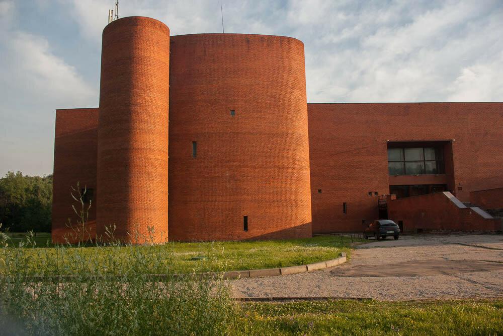 Палеонтологический музей в Теплом стане