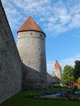 Оборонительные башни