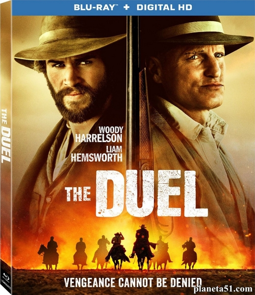 Дуэль / The Duel (2016/BDRip/HDRip)
