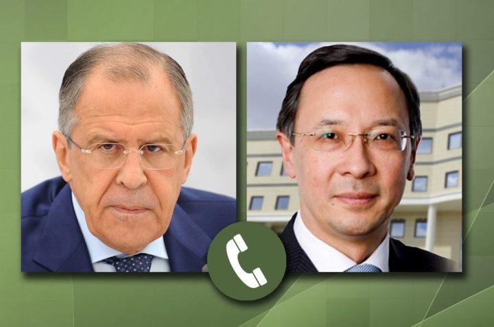Руководителя МИД Российской Федерации иТурции обсудили сирийский вопрос