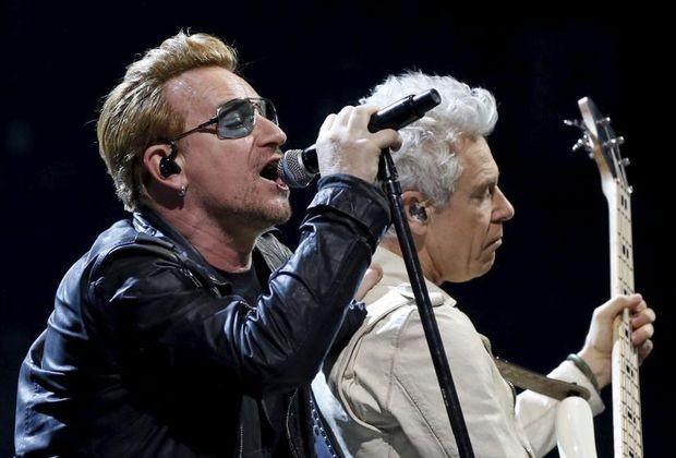 U2 обещали  целиком сыграть альбом The Joshua Tree впроцессе  концертного тура