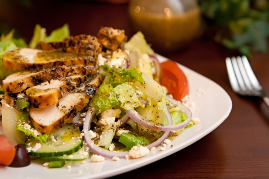 Гофериа пиака   тушеная рыба по гречески