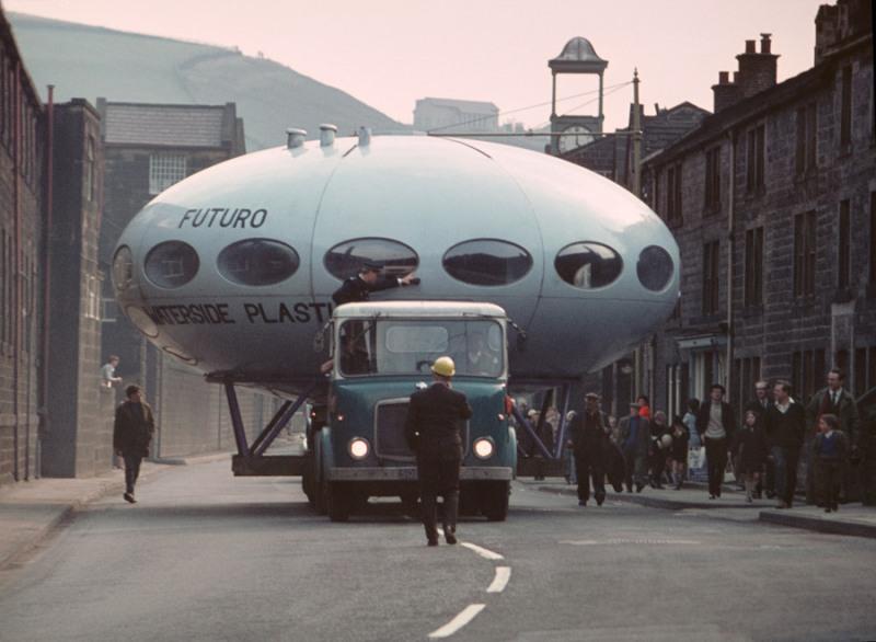 История жизни одного НЛО (14 фото)