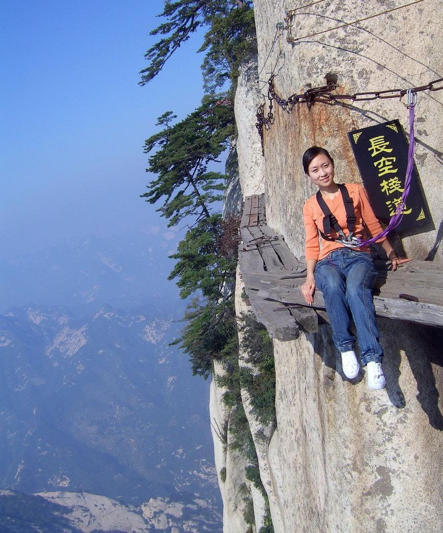 5. Наверное, только эта «Тропа смерти» на высоте 2130 метров.