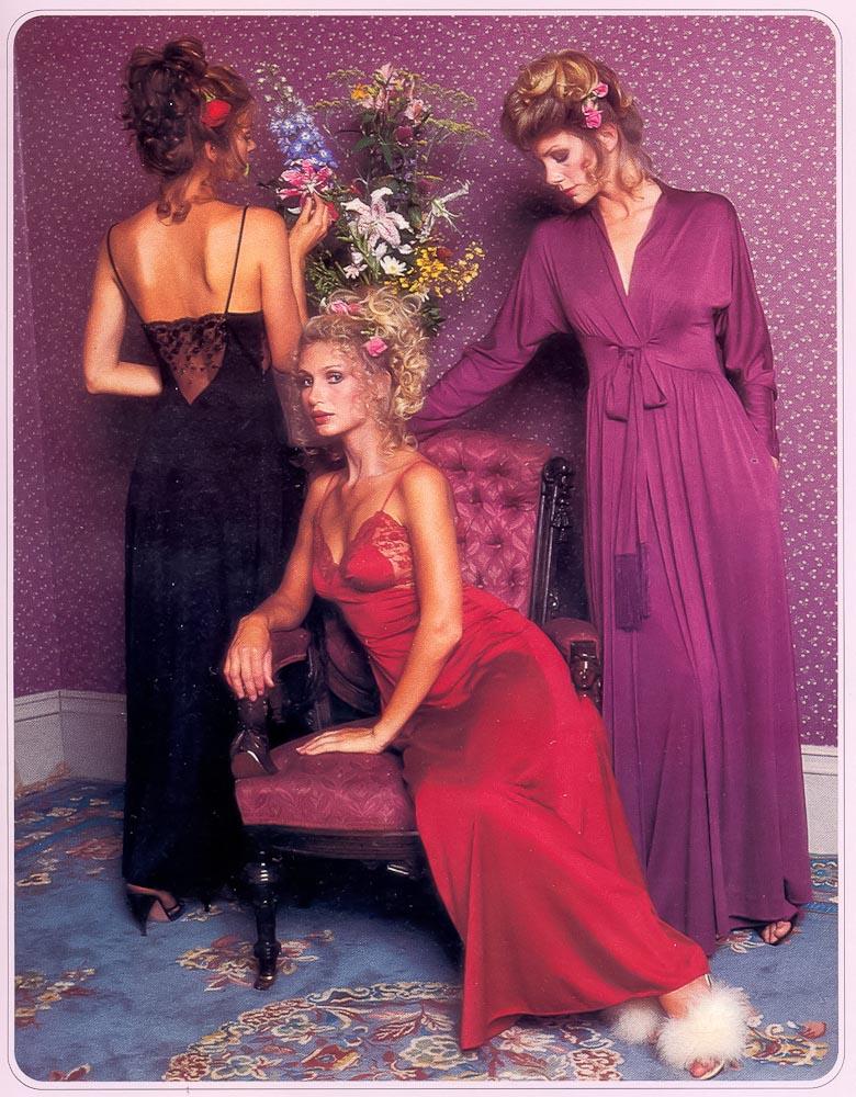 Каталог Victoria's Secret 1979 года (26 фото)