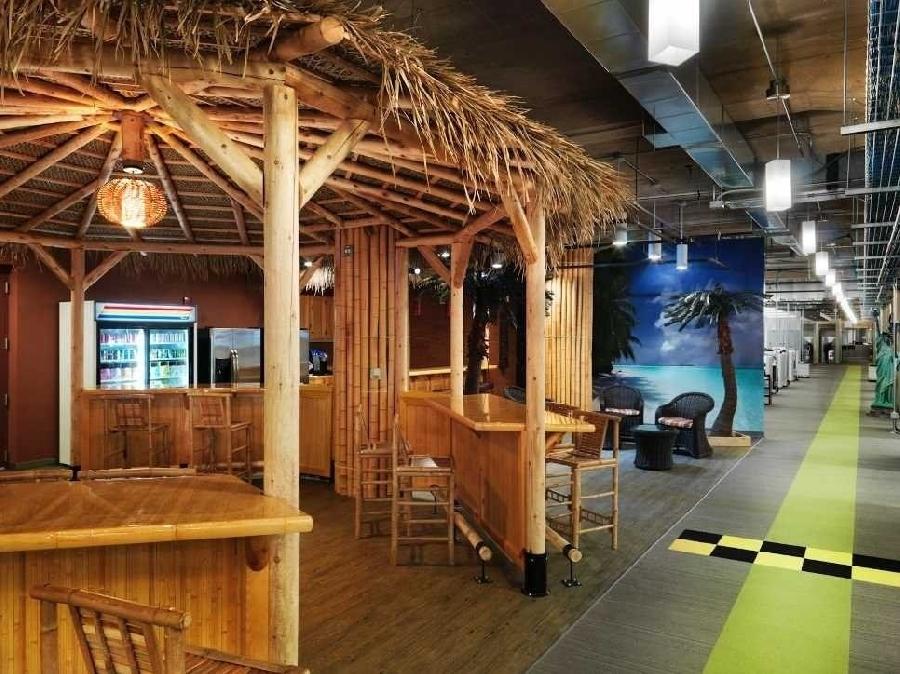 Самые креативные офисные пространства в мире