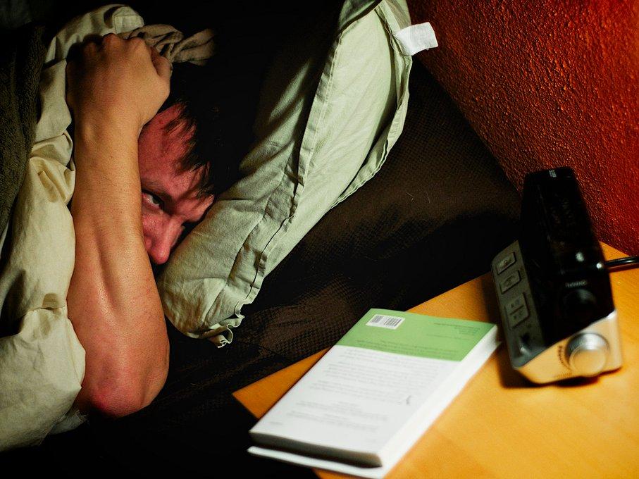 Узнайте, сколько часов сна вам действительно требуется. Многие люди утверждают, что им достаточно че