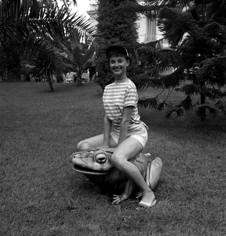 Одри Хепбёрн, 1960-е годы.