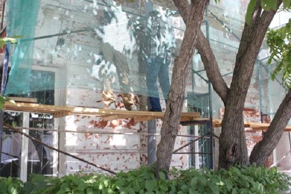 Неменее 800 тыс. руб. выделили нареконструкцию музея-памятника вБарнауле