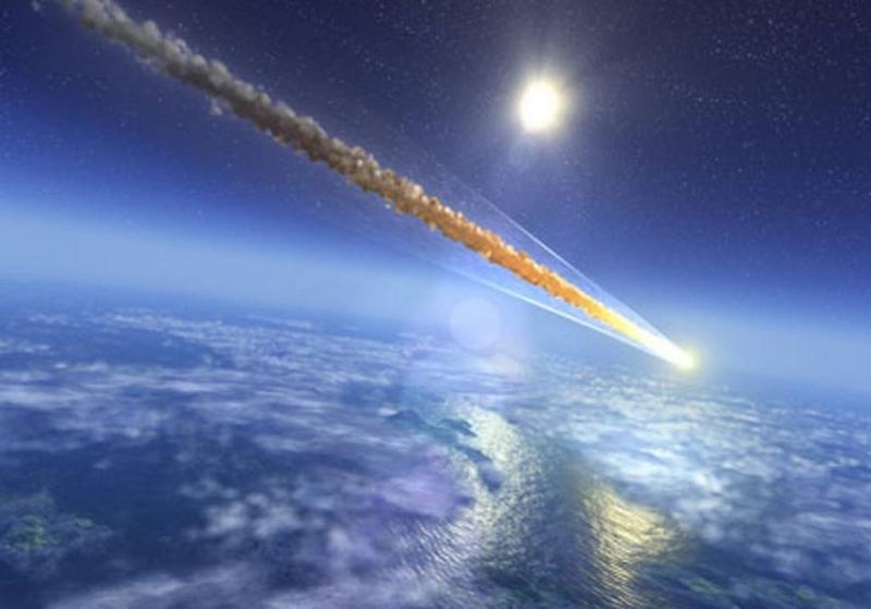 Землетрясение насевере Омской области могло случится из-за метеорита