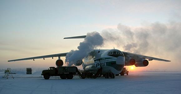 Власти Якутии назвали боковой ветер предварительной первопричиной ЧПсИл-18
