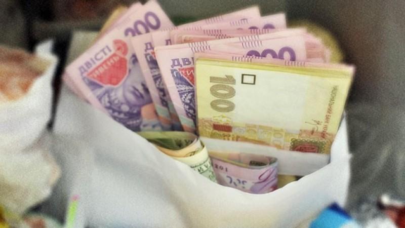 ВУкраинском государстве упала средняя заработная плата, невзирая нарост минималки
