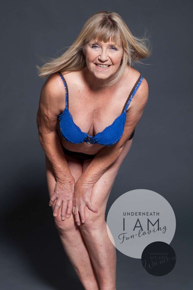 Underneath We Are Women - 100 portraits against the standardization of beauty