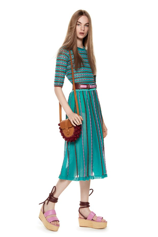 M MISSONI SPRING SUMMER 2017 - See All The Looks
