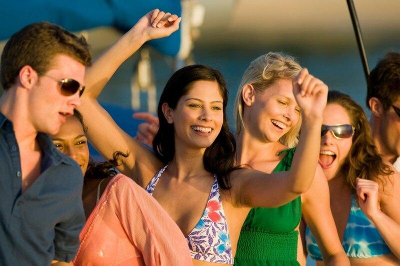 Фото в Инстраграм богатеньких детишек, как они развлекаются летом