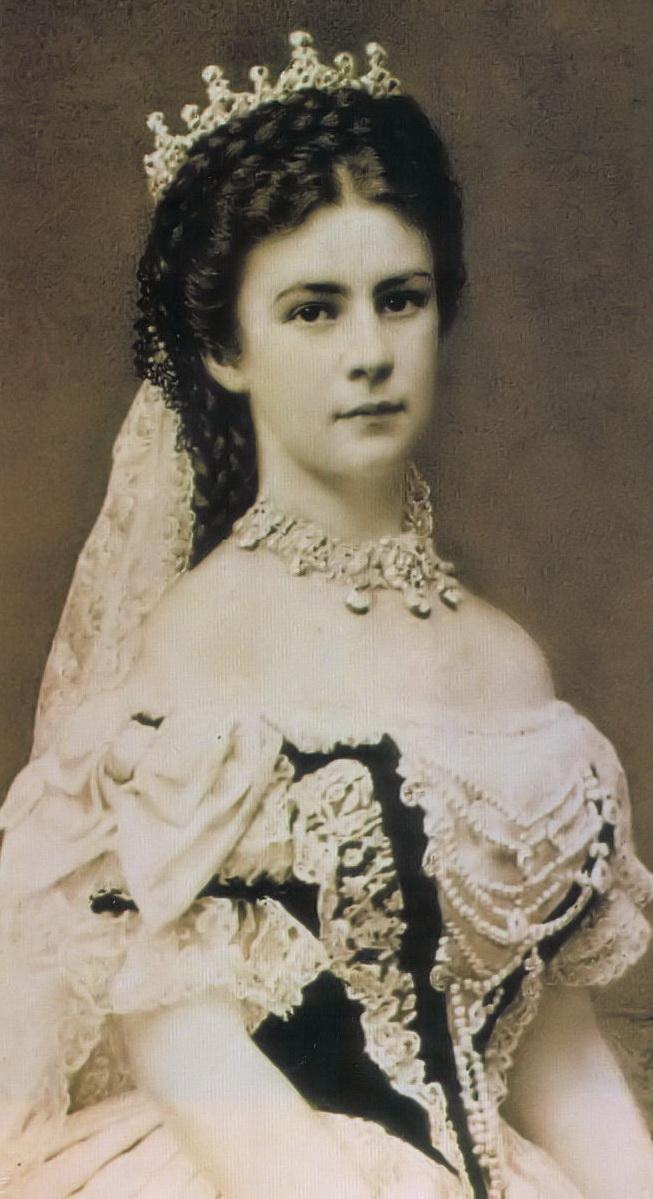 Emil Rabending.Empress Elisabeth of Austria (1837–1898).jpg