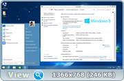 Microsoft Windows 8.1 Update Release By StartSoft 04-2017 [Ru]
