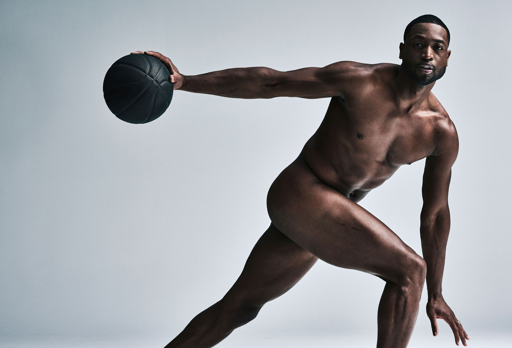ESPN Magazine The Body Issue 2016 - Dwyane Wade / Дуэйн Уэйд - Культ тела журнала ESPN