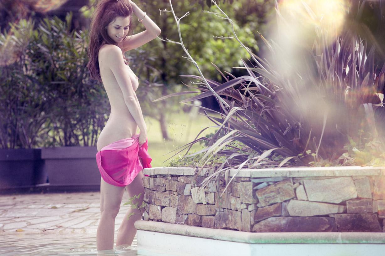обнаженная модель Александра Зимни / Alexandra Zimny by Patrice Bauquier