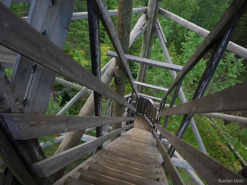 Национальный парк Торронсуо