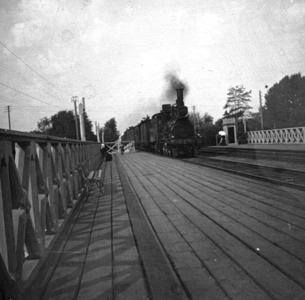 1908. Платформа «Новогиреево»