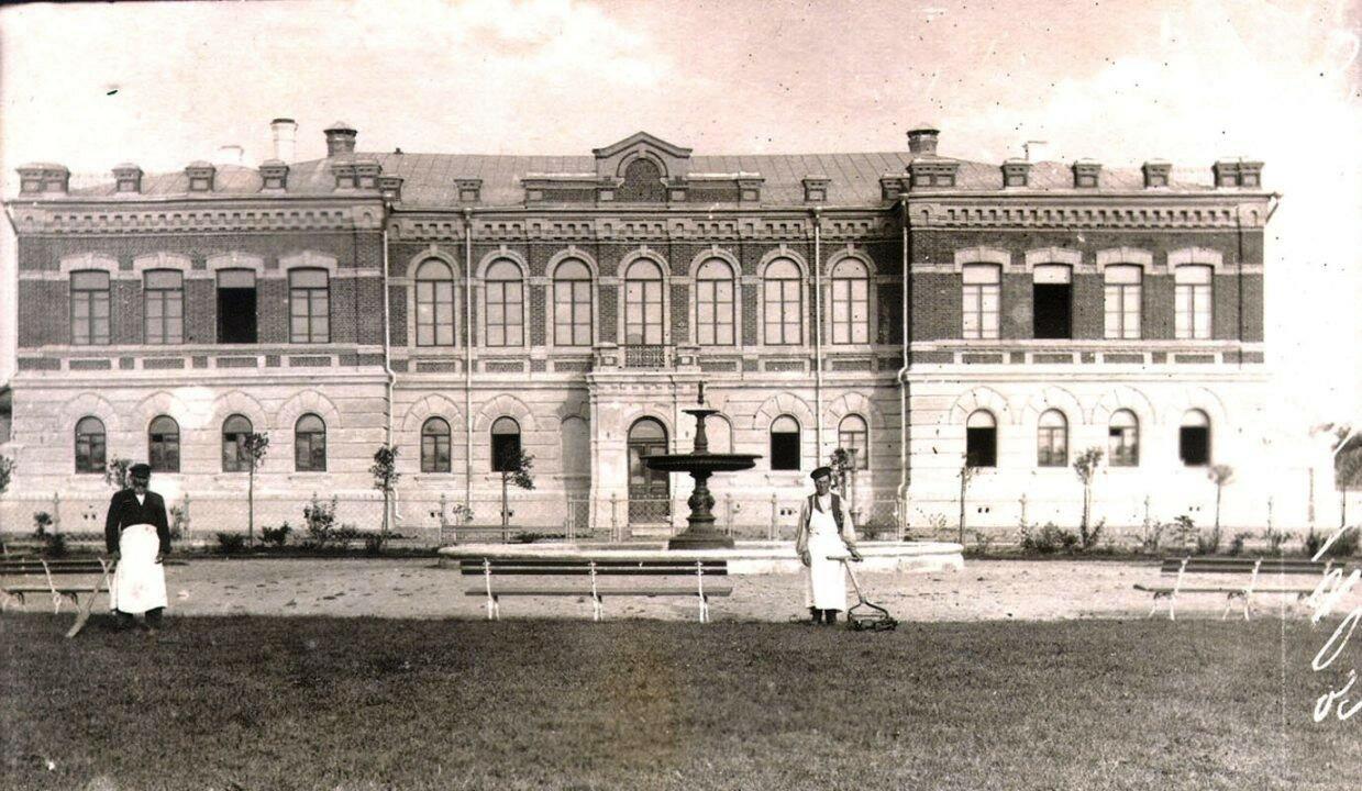 Дом купца Карякина