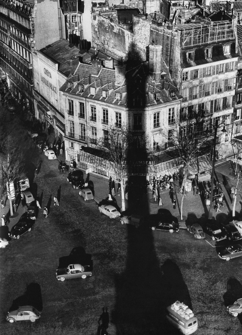 1957. Площадь Бастилии