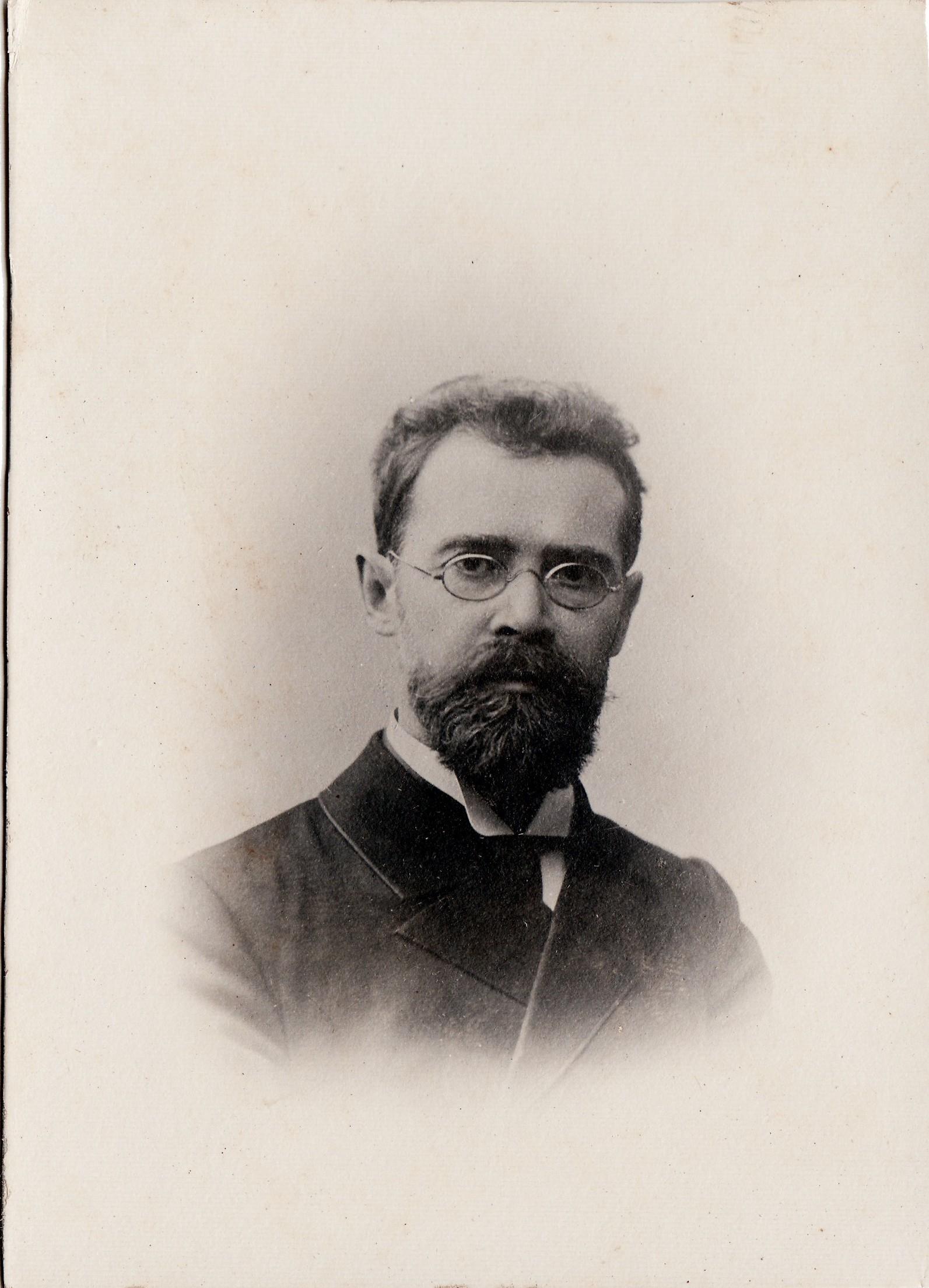 Овчининский Николай Николаевич, коллежский советник – врач ВДС