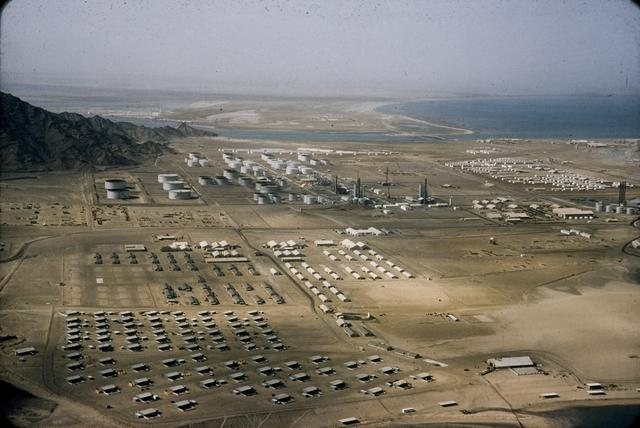 1955-56 Yemen Aden Protectorate - Mukalla Middle East Oil by Brian Brake.jpg
