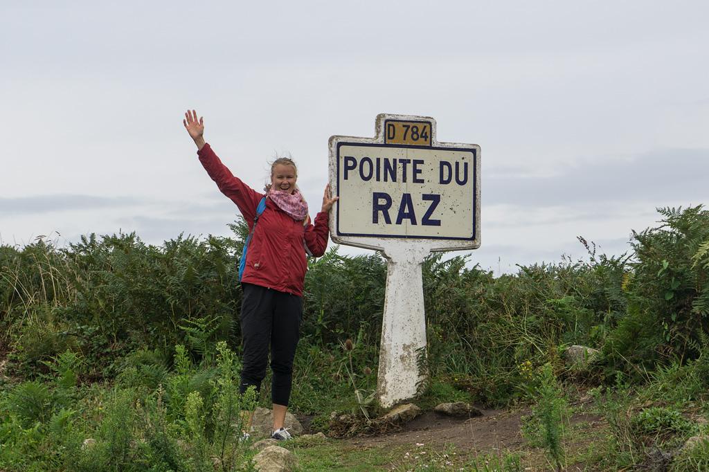 Мыс Ра Pointe du Raz