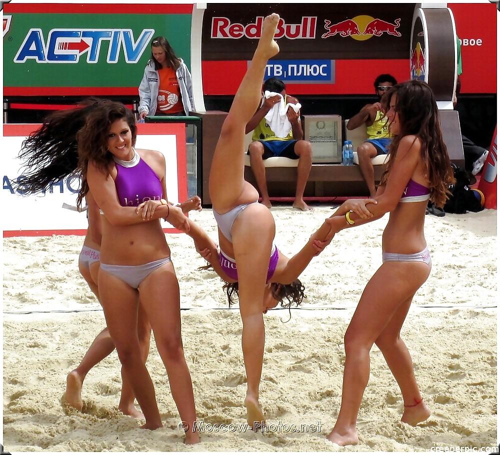 Увлекательные моменты с женских соревнований