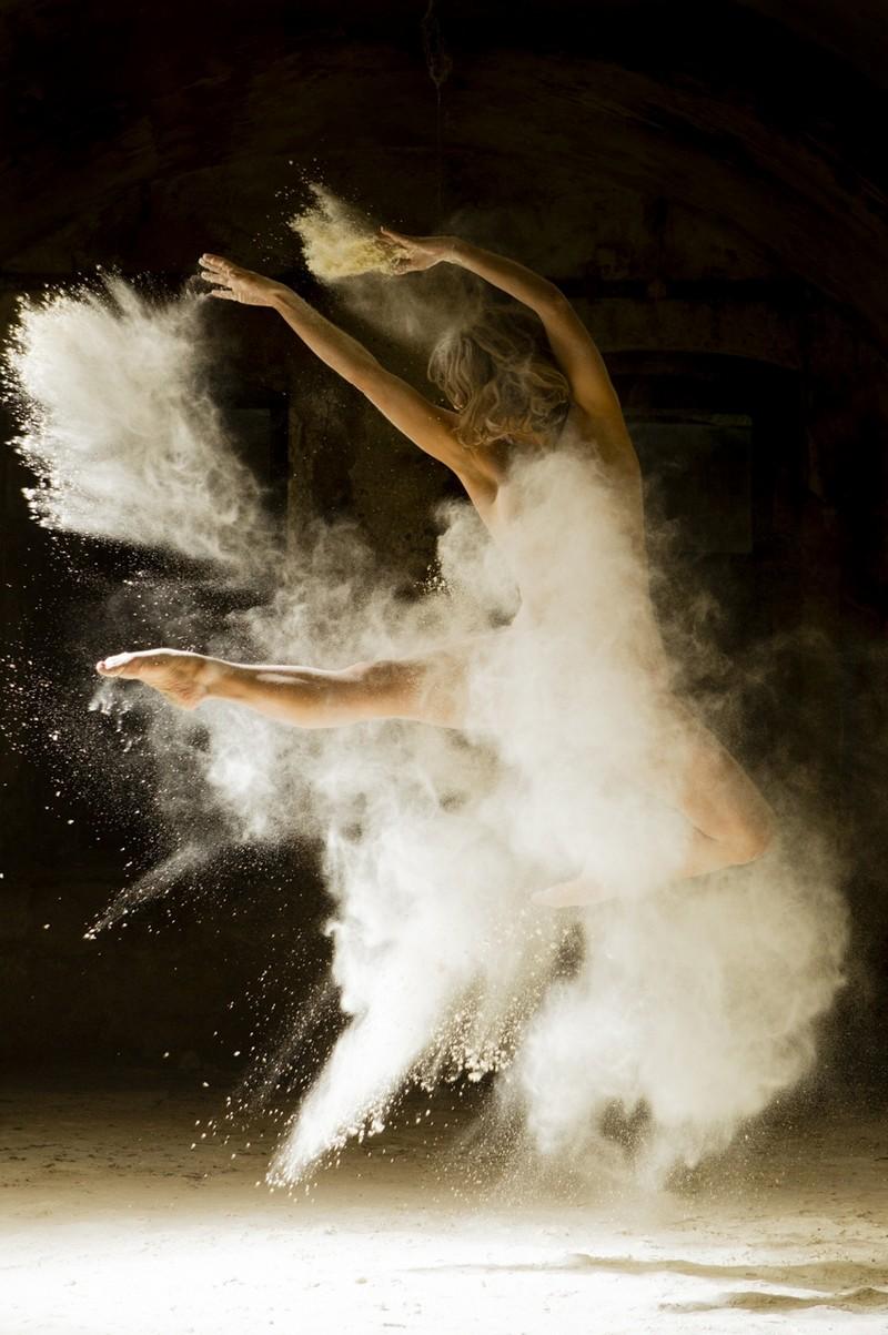 Фотопроект Людовика Флорана «Звездная пыль»