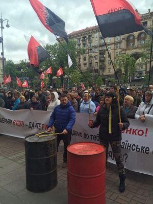 За малый и средний бизнес! ПС в Киеве стал на защиту предпринимателей