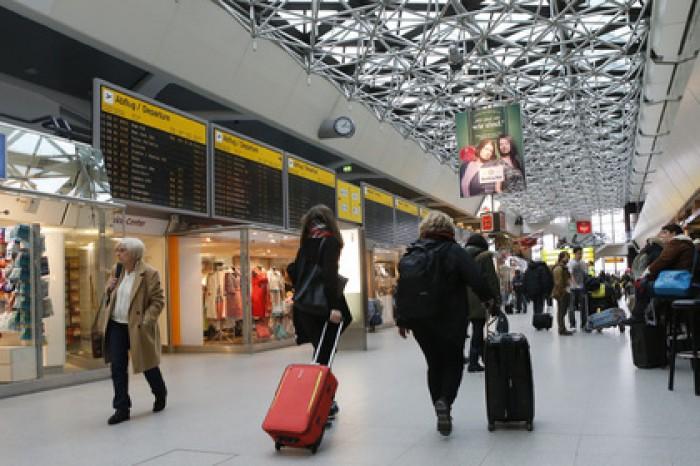 Аэропорты Германии худшие по безопасности