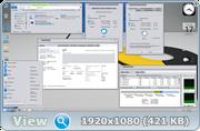 Microsoft Windows 10 Professional vl x86-x64 1607 RU by OVGorskiy 10.2016 2DVD [Ru]