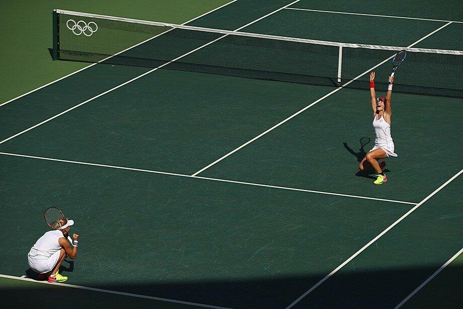 Tennis - Olympics: Day 9