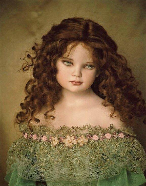 Куклы от Tom Francirek & Andre Oliveira