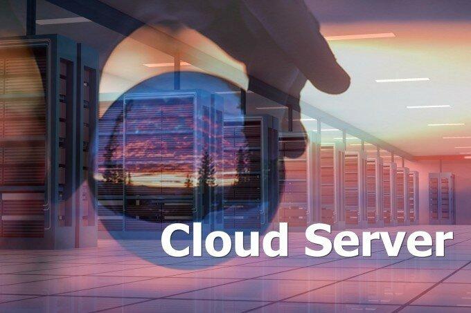 Современный интернет бизнес   облачный хостинг Cloud Server
