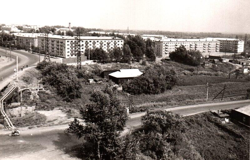 Старые фото полысаево