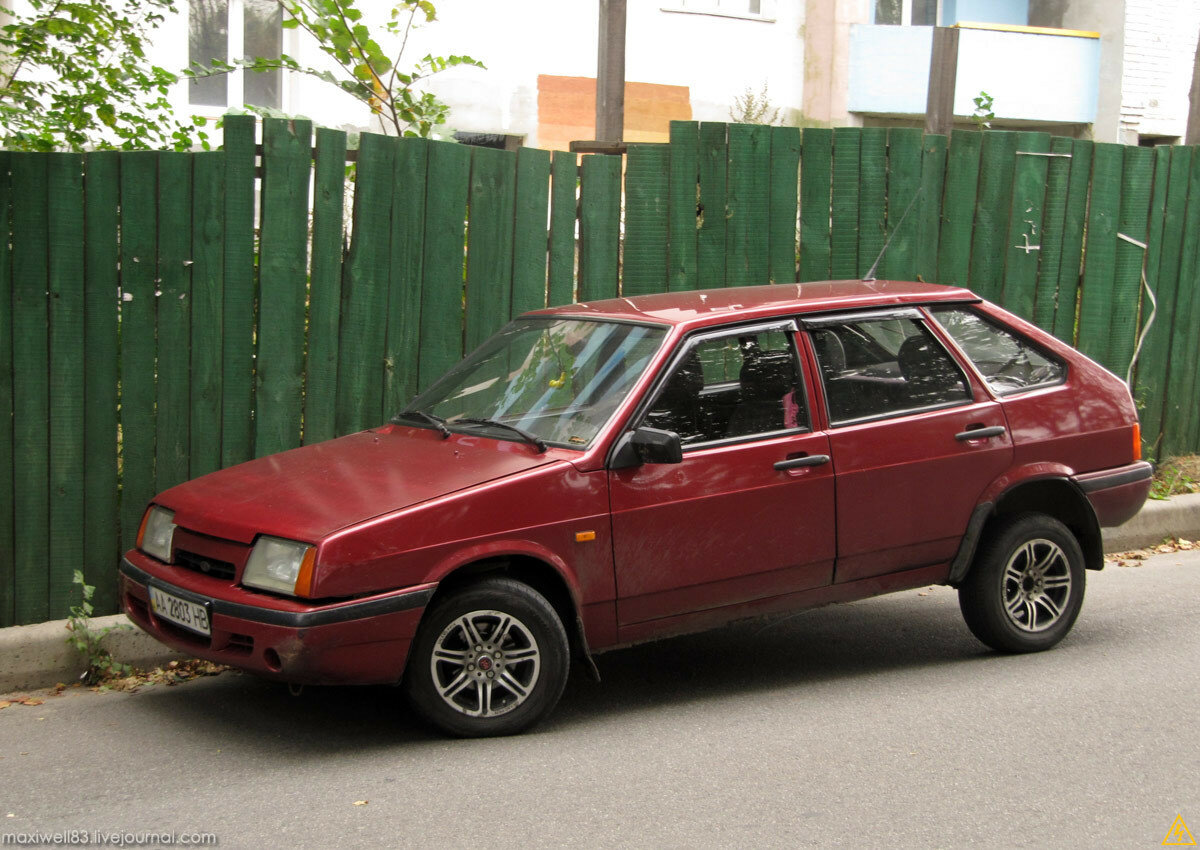 Lada Samara Baltic GL (1996-1998)