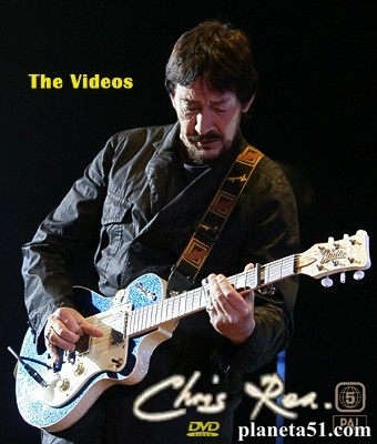 Chris Rea - The videos 2013 (DVD9, bootleg)