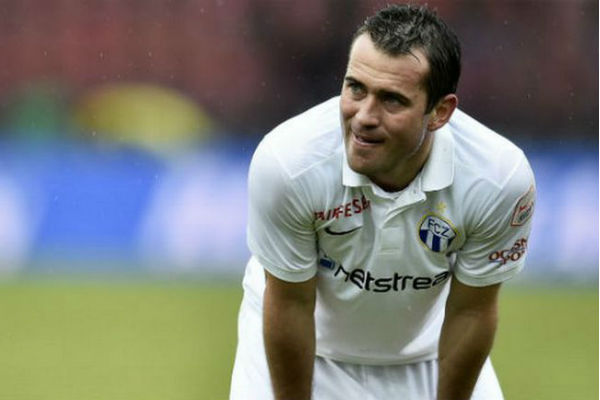 Цюрих Кержакова покинул элитный дивизион Швейцарии